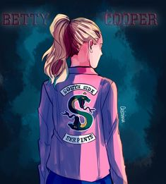 Betty Cooper a serpent? Betty Cooper does have a bad side! Riverdale Betty, Riverdale Funny, Bughead Riverdale, Riverdale Memes, Betty Cooper Riverdale, Riverdale Tv Show, Riverdale Tumblr, Riverdale Comics, Riverdale Season 1