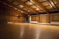 E320, Bennington dance studio