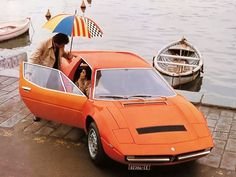 """automotiveporn: """" Maserati Merak """" Automotive paint colors were so much brighter in the Maserati Merak, Good Looking Cars, Best Muscle Cars, Jaguar E Type, Car In The World, Car Photos, Courses, Car Show, Cool Cars"""