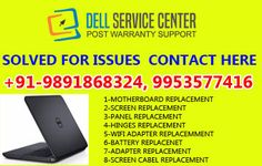 With an increase in the need of laptops, maintaining them effectively is also a requirement. This is the reason that service centres have come into existence. Rather, they are known to be the clinics that cure the ailments of laptops. Talking about the Dell Service Center in Manesar