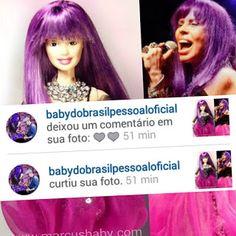 BONECOS DO BABY: Visitas de famosos no Instagram - última parte => http://www.bonecosdobaby.blogspot.com.br/2015/09/visitas-de-famosos-no-instagram-ultima.html