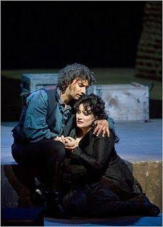 review of Met Tosca: Terfel, Racette, Kaufmann