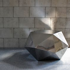 Octagon Coffee Table / Stool