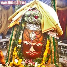 Bhasma Aarti pic of Lord #Mahakal Ujjain - Apr. 05  Visit Ujjain for #Simhasth during Apr. - May 2016