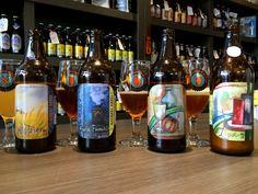Conheça as Cervejas Artesanais da Sauber #cerveja #degustacao #beer #tasting