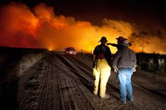 Nebraska wildfire burns over 50,000 acres - PhotoBlog