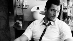 David Gandy is the working-class Essex boy who took over the fashion industry. ShortList's Tom Bailey talks fast cars and spent whisky bottles with a model of manliness