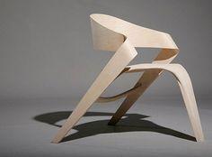 copenhagen chair with contemporary design
