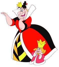 Super Tattoo Disney Alice In Wonderland Red Queen Ideas Alice In Wonderland Decorations, Alice And Wonderland Quotes, Wonderland Party, Disney Cartoon Characters, Disney Villains, Disney Tattoos, Queen Of Hearts Alice, Disney Quilt, Heart Clip Art