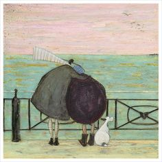 Sam Toft - Love Plus One - limited edition print