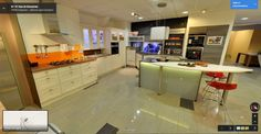 Visite virtuelle du magasin Camille Foll Cuisiniste http://www.air-media29.com/creation-360-google/exemples-visites.html