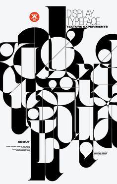 Ogaki Typeface by Áron Jancsó, via Behance