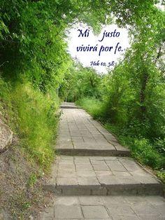 α JESUS NUESTRO SALVADOR Ω: Mi justo vivirá por la fe