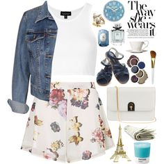 1960. The Way How He Moves by chocolatepumma on Polyvore featuring Topshop, Levi's, Oh My Love, Salt Water Sandals, Christian Dior, Isaac Mizrahi, Gucci, Fresh, Newgate and Pantone