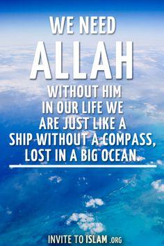 # Allah