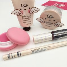 I love baby face products. I have the pore powder & the eyebrow pencil. Such natural results