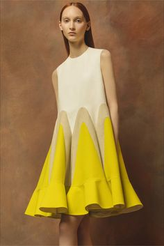 Sfilata Delpozo New York - Pre-collezioni Primavera Estate 2017 - Vogue