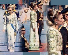 Persepolis celebrations شاه و شهبانوی ایران... به ایرانی بودنم افتخار میکنم