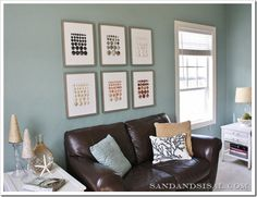 How to Decorate Coastal (without lookin' all Margaritaville!) - Sand and Sisal