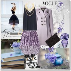 """Purple"" by pmcdl on Polyvore"