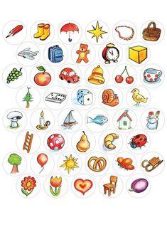 Bilderbingo (2) Five Senses Preschool, My Five Senses, Senses Activities, Autism Activities, Free Preschool, Preschool Printables, Alphabet Activities, Book Activities, Free Printable Puzzles