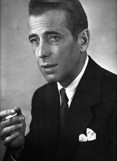Humphrey Bogart, 1947.