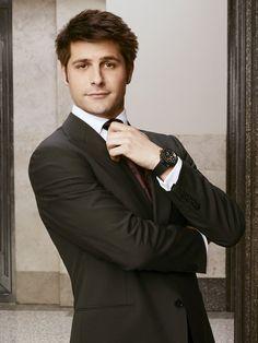 Ryan Johnson (Ben Grogan in Fairly Legal)