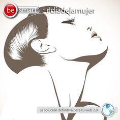 be smart : feliz #díadelamujer ;-)