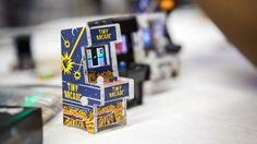 Este es el Arcade mas pequeño del mundo y FUNCIONA #Desempaque