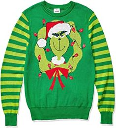Ugly Christmas Sweater - Ideas that Win all the Ugly Sweater Contests Hanukkah Sweater, Ugly Sweater Contest, Best Ugly Christmas Sweater, Christmas Bingo, Being Ugly, Nerdy, Fashion Brands, Graphic Sweatshirt, Sweatshirts