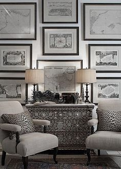 ♅ Dove Gray Home Decor ♅