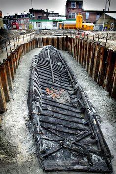 Restanten Romeins schip