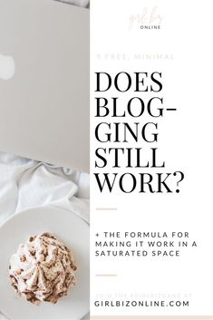 The Formula for a Money Making Blog in the saturated blogging world!