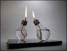 Λάμπες κεριά