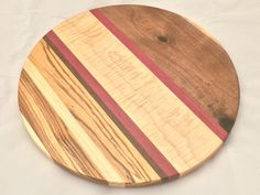 Award Plaques, Hickory Wood, Kitchen Tools And Gadgets, Lazy Susan, Solid Pine, Dinner Table, Wood Crafts, Exotic, Hardwood