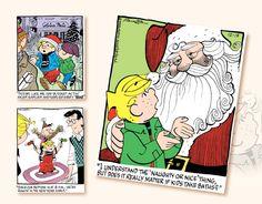2017 Promotional Wall Calendars - Dennis The Menace Comic Art Calendar - Wall Calendars, Art Calendar, Dennis The Menace Comic, Comic Art, December, Comics, Comic Book, Comic Books, Comic