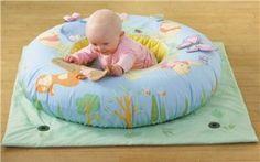 Как сделать развивающий коврик для детей