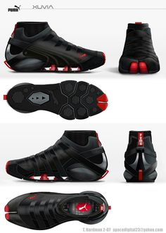 Puma Parkour concept shoe Cyberpunk Kleidung, Sports Shoes, Basketball Shoes, Parkour Clothing, Shoes Sneakers, Basket Sneakers, Nike Shoes, Fulfillment Services, Jump Higher