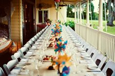 Rainbow Wedding - Rainbow Wedding Ideas | Wedding Planning, Ideas & Etiquette | Bridal Guide Magazine