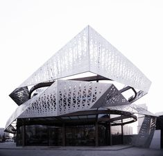 Zhong Huan Plaza Art Center / CAA