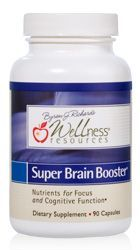 Super Brain Booster is an advanced brain health supplement that provides Acetyl-L-Tyrosine, Alpha GPC, Vinpocetine, and organic bacopa extract, Bacognize. Improve memory, mood, and neurotransmitters.