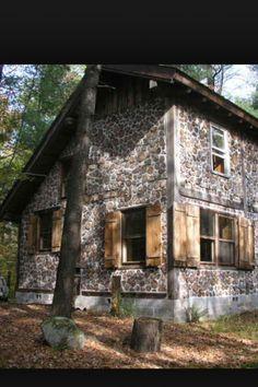 Cord Wood House...
