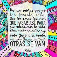 #frases #vida dejar ir