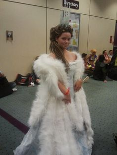 FanExpo 2012 - 'Jadis' White Witch Narnia Cosplay by RYUSUSKE.deviantart.com on @DeviantArt