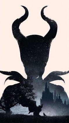 Maleficent For a long period Disney company Disney Plus service was expected. Disney Plus was Disney Amor, Disney Love, Disney Magic, Disney Movie Up, Disney Nerd, Disney Princess, Halloween Illustration, Disney Phone Wallpaper, Iphone Wallpaper