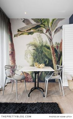 Perfect wall-art to create a beach look and feel   Majeka House, Photo: Adam Letch, Decorating: Etienne Hanekom