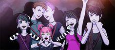 Angel by Anna Blue and Damien Dawn Anna Blue, Blue Drawings, Beautiful Dark Art, Blue Anime, Gothic Anime, Witch Art, Emo Goth, Digital Art Girl, Cosplay