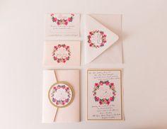 21 Chic Minimalistic Wedding Invitations - MODwedding Creative Wedding Invitations, Wedding Invitation Design, Wedding Stationary, Wedding Card Messages, Wedding Thank You Cards, Mod Wedding, Wedding Paper, Wedding Ideas, Wedding Inspiration