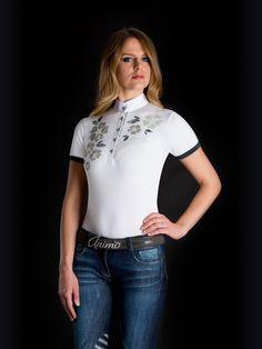 Jeans da equitazione da donna modello Nunka