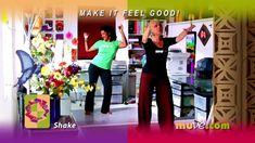 Exercises at Work with MUVE Dance Alongs - Desktop Exercises for Employe...Song: Bikini Beach